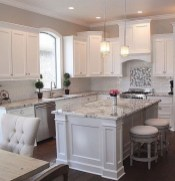 Unordinary Kitchen Colors Design Ideas That Looks Cool37