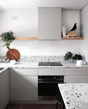 Unordinary Kitchen Colors Design Ideas That Looks Cool46