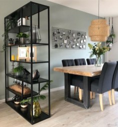 Wonderful Contemporary Dining Room Decorating Ideas To Try02
