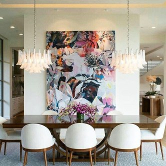 Wonderful Contemporary Dining Room Decorating Ideas To Try17