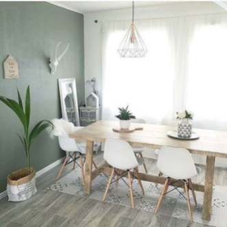 Wonderful Contemporary Dining Room Decorating Ideas To Try19