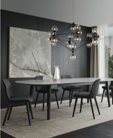 Wonderful Contemporary Dining Room Decorating Ideas To Try22