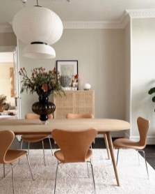 Wonderful Contemporary Dining Room Decorating Ideas To Try24