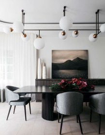 Wonderful Contemporary Dining Room Decorating Ideas To Try26