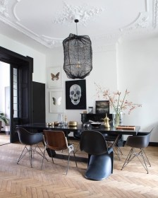 Wonderful Contemporary Dining Room Decorating Ideas To Try27
