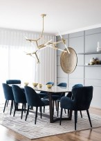 Wonderful Contemporary Dining Room Decorating Ideas To Try37