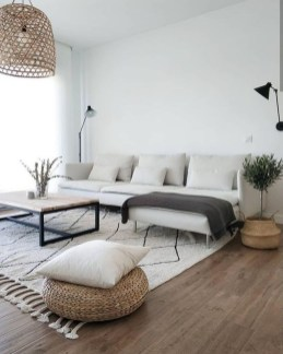 Wonderful Neutral Living Room Design Ideas To Try07