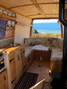 Wonderful Rv Modifications Ideas For Your Street Style34