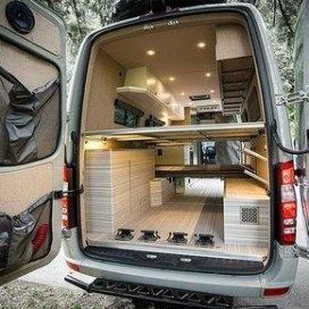 Wonderful Rv Modifications Ideas For Your Street Style38