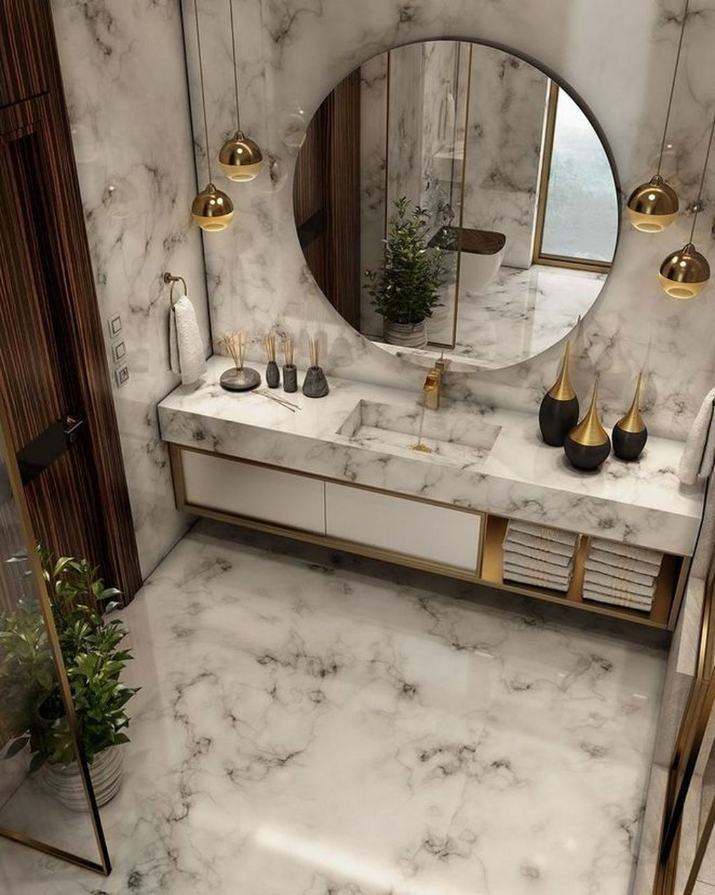 Amazing Bathroom Designs Ideas To Try Right Now21