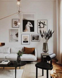 Attractive Living Room Wall Decor Ideas To Copy Asap01