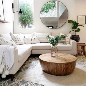 Awesome Living Room Mirrors Design Ideas That Will Admire You25