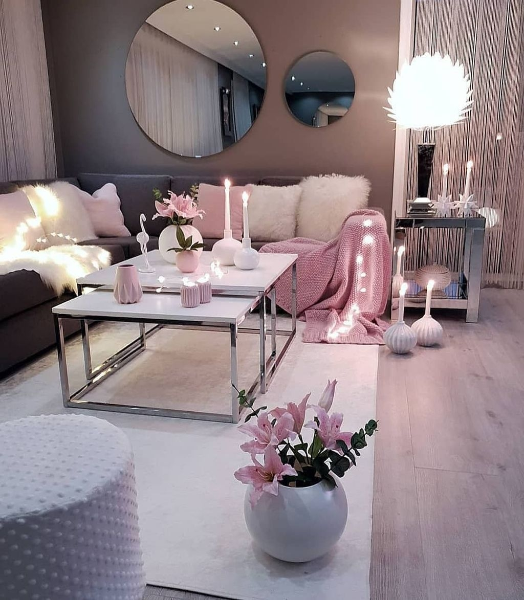 Awesome Living Room Mirrors Design Ideas That Will Admire You34