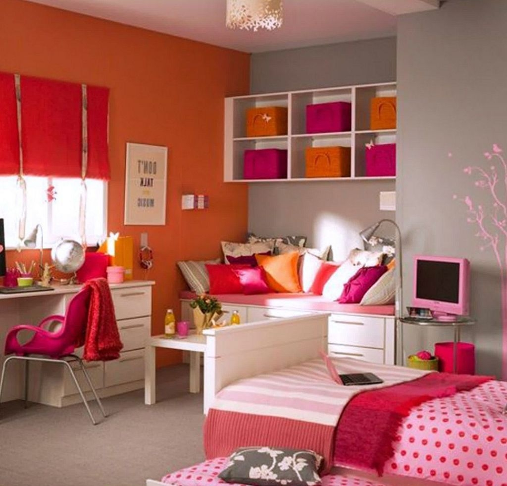 Best Bedroom Designs Ideas To Cheer Teenager35