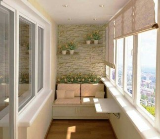 Brilliant Closed Balcony Design Ideas To Enjoy In All Weather Conditions01