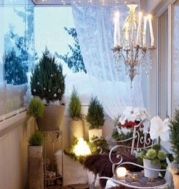 Brilliant Closed Balcony Design Ideas To Enjoy In All Weather Conditions22