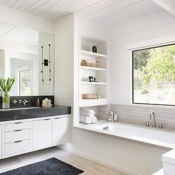 Captivating Bathtub Designs Ideas You Must See17