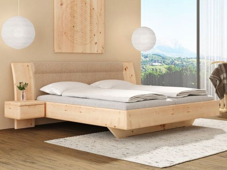 Casual Contemporary Floating Bed Design Ideas For You26