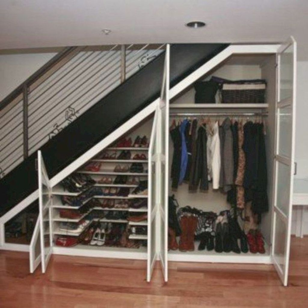 Catchy Remodel Storage Stairs Design Ideas To Try12