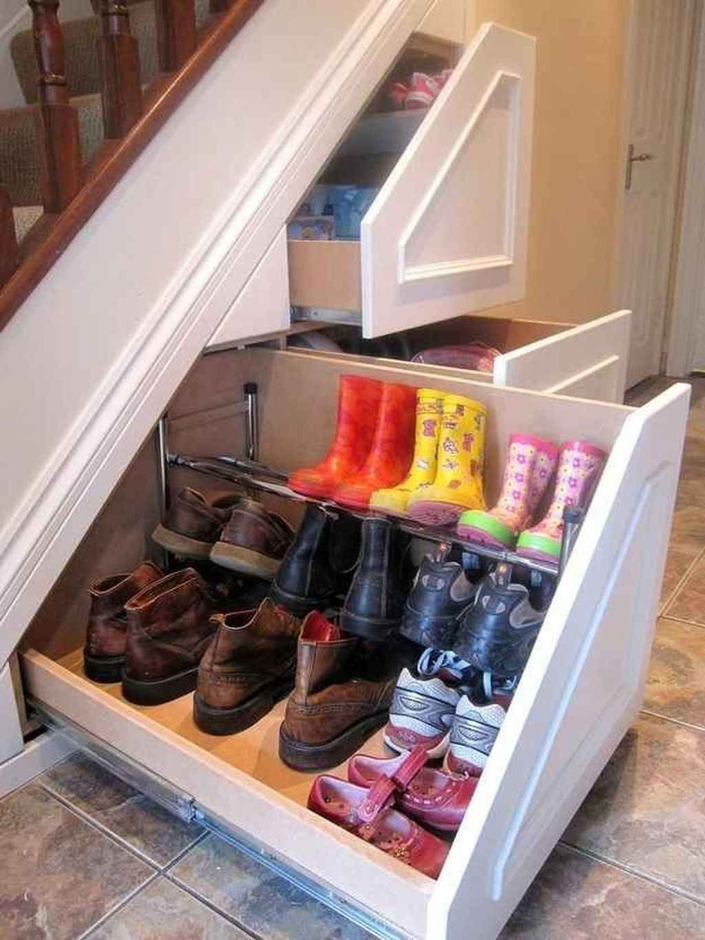 Catchy Remodel Storage Stairs Design Ideas To Try28