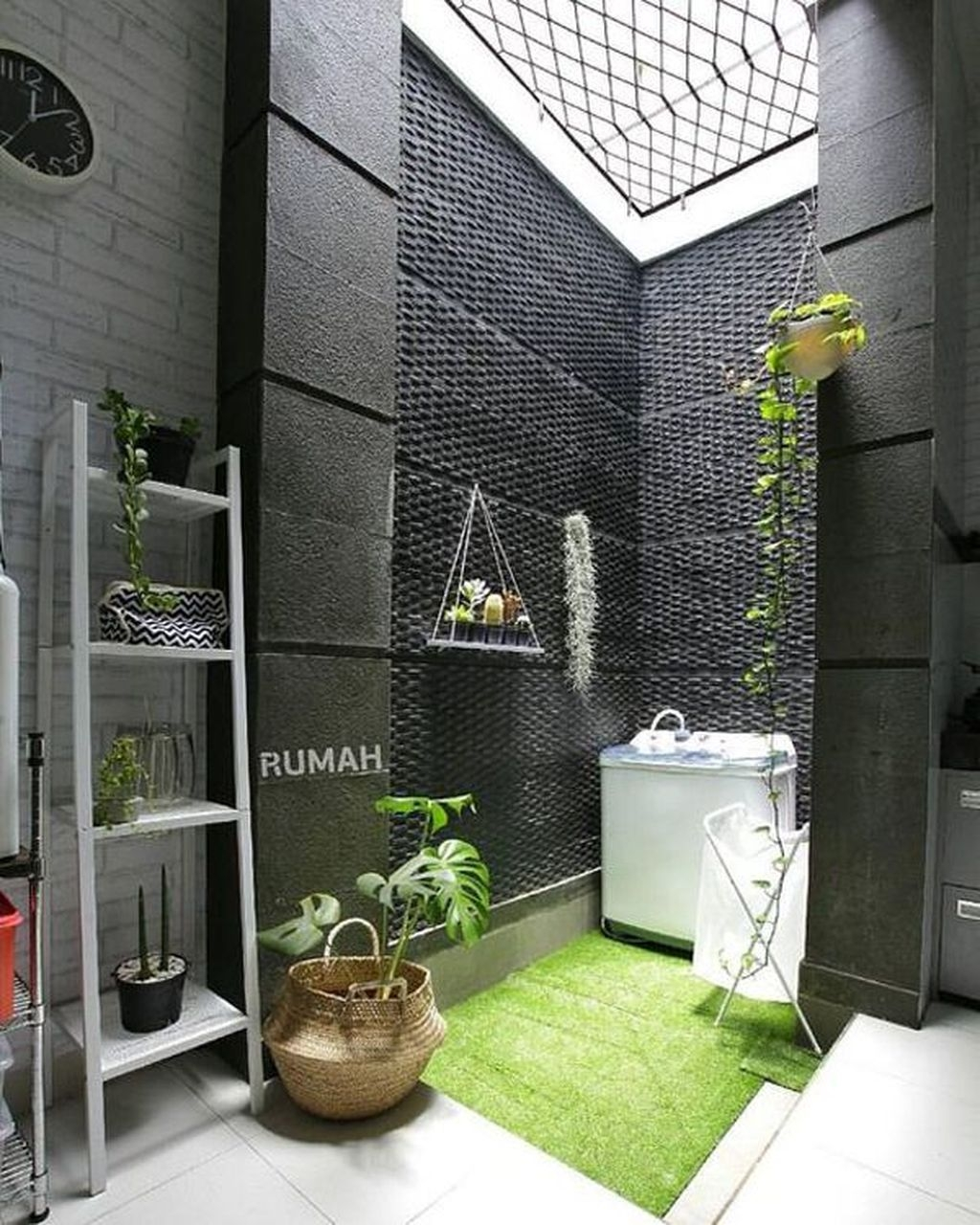 Charming Small Laundry Room Design Ideas For You10