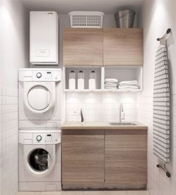 Charming Small Laundry Room Design Ideas For You11