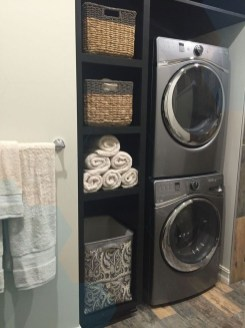 Charming Small Laundry Room Design Ideas For You33