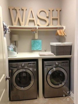 Charming Small Laundry Room Design Ideas For You42