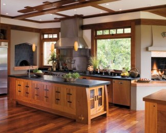 Extraordinary Big Open Kitchen Ideas For Your Home04