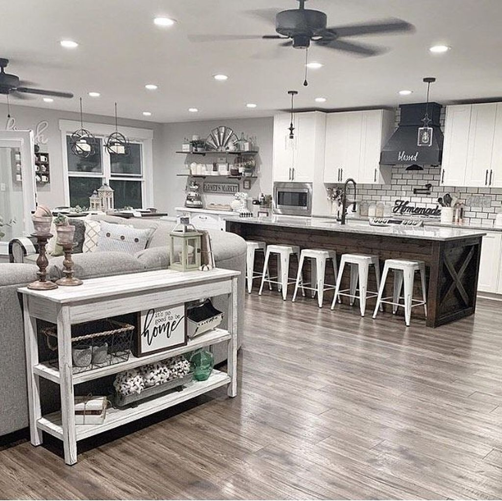 Extraordinary Big Open Kitchen Ideas For Your Home28