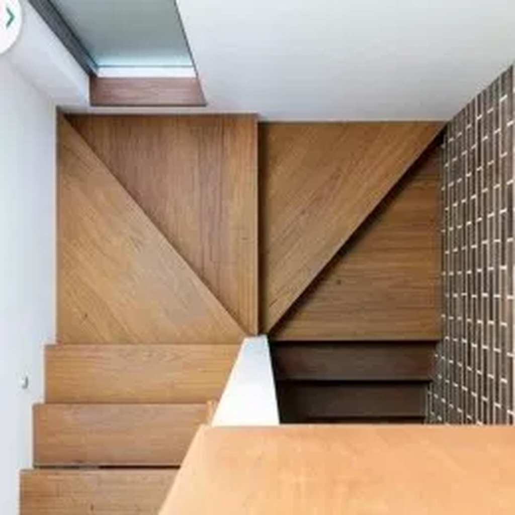 Incredible Stairs Design Ideas For The Attic To Try02
