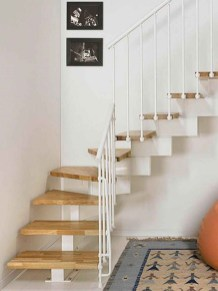 Incredible Stairs Design Ideas For The Attic To Try06