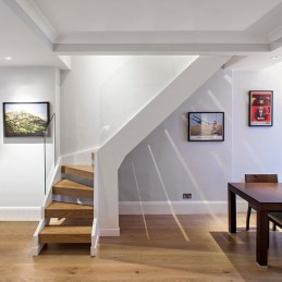 Incredible Stairs Design Ideas For The Attic To Try16