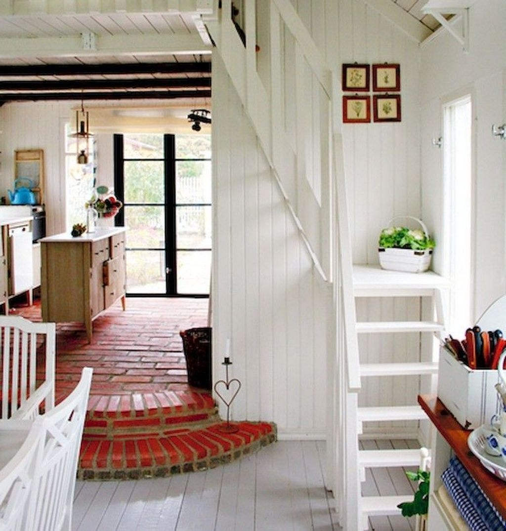 Incredible Stairs Design Ideas For The Attic To Try23