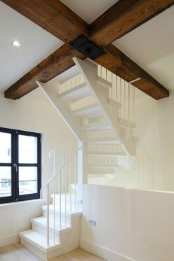 Incredible Stairs Design Ideas For The Attic To Try36