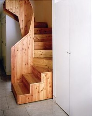 Incredible Stairs Design Ideas For The Attic To Try39