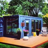 Incredible Studio Shed Designs Ideas For Your Backyard06