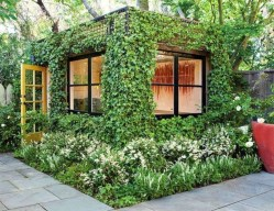 Incredible Studio Shed Designs Ideas For Your Backyard16