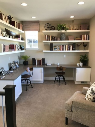 Perfect Home Office Designs Ideas You Must Know21