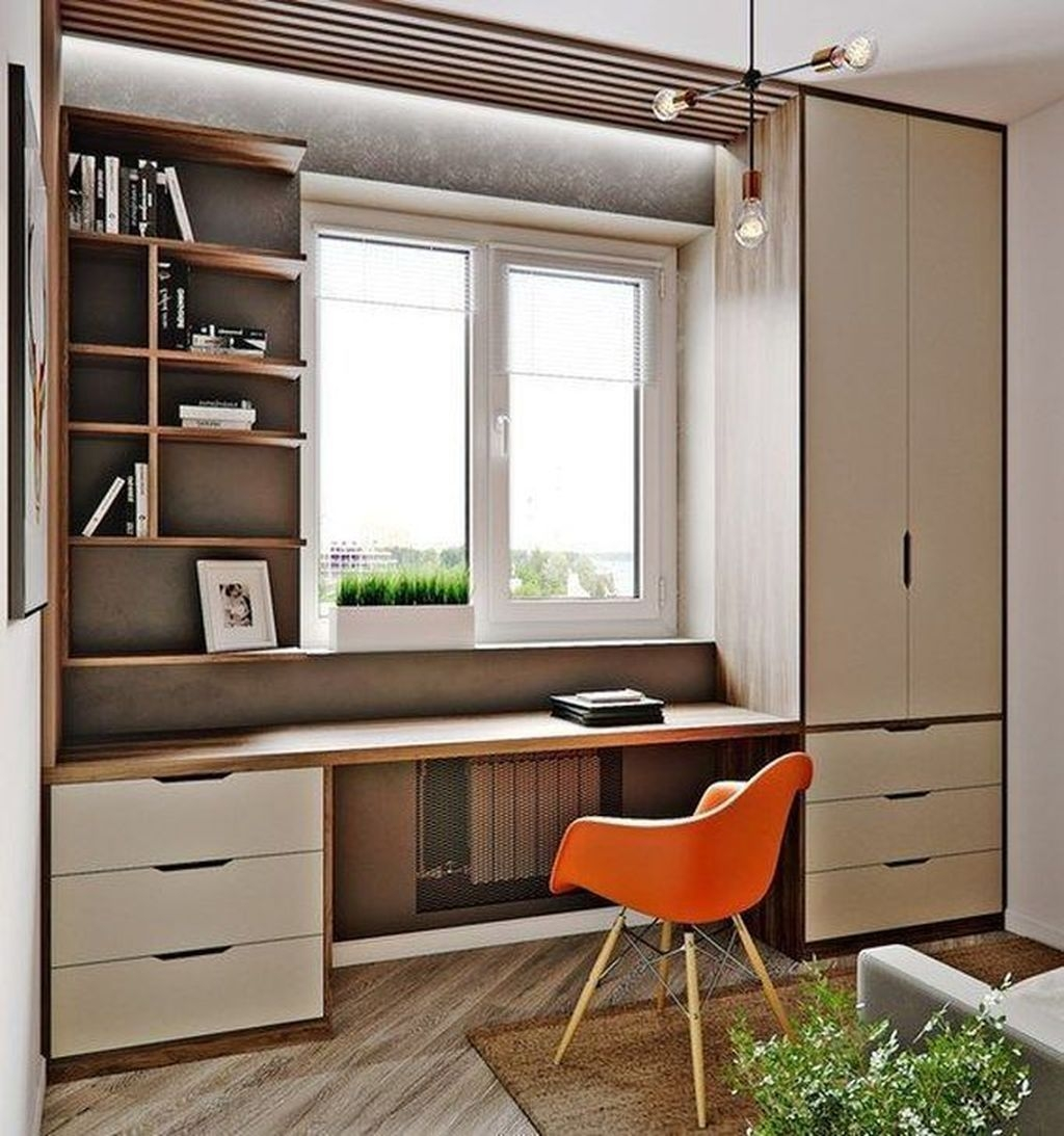 Perfect Home Office Designs Ideas You Must Know29