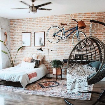 Rustic Tiny Studio Apartment Design Ideas For You09