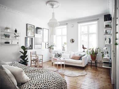 Rustic Tiny Studio Apartment Design Ideas For You11