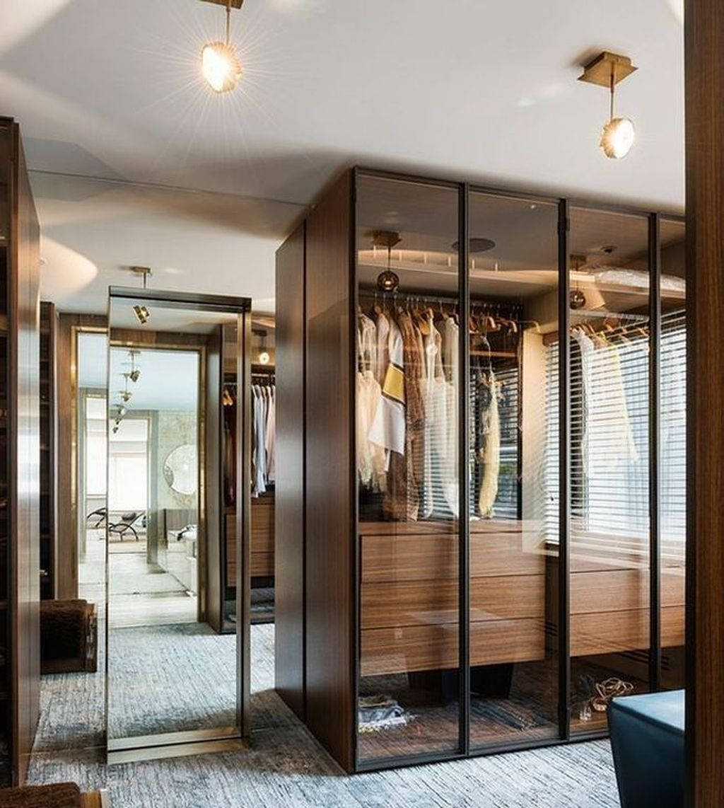 Spectacular Wardrobe Designs Ideas To Store Your Clothes In02