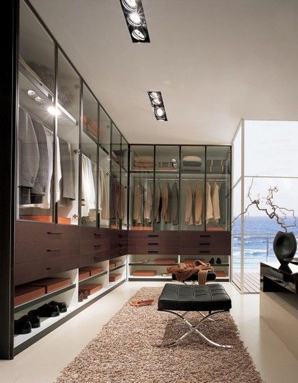 Spectacular Wardrobe Designs Ideas To Store Your Clothes In34
