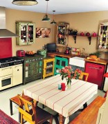 Unusual Bohemian Kitchen Decorations Ideas To Try40