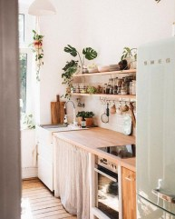 Unusual Bohemian Kitchen Decorations Ideas To Try41