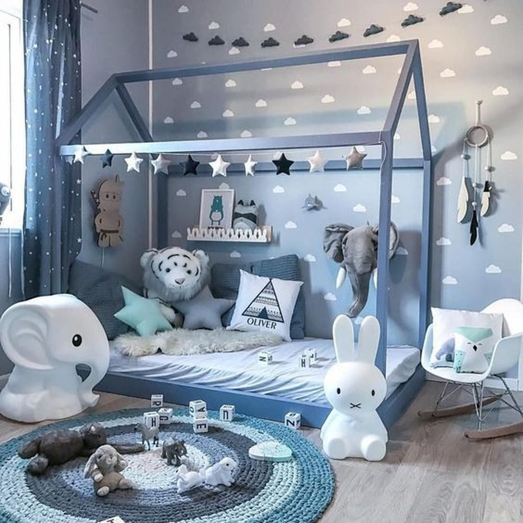Unusual Kids Bedroom Design Ideas On A Budget20