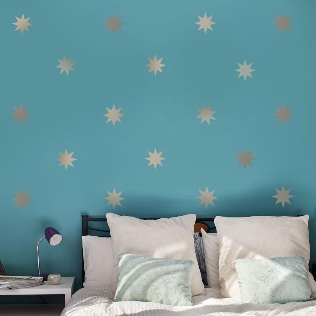 Vintage Bedroom Wall Decals Design Ideas To Try41