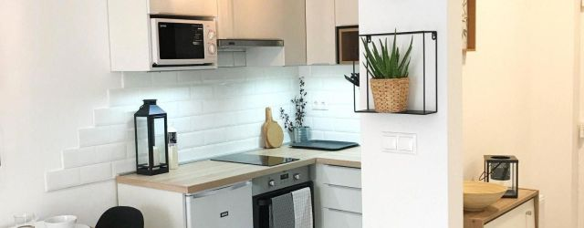 Affordable Small Apartment Kitchen Ideas