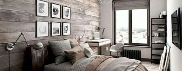 Lovely Modern Rustic Bedroom Ideas